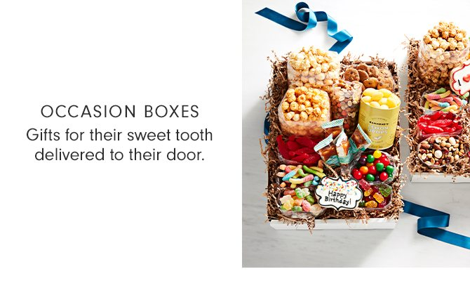 OCCASION BOXES