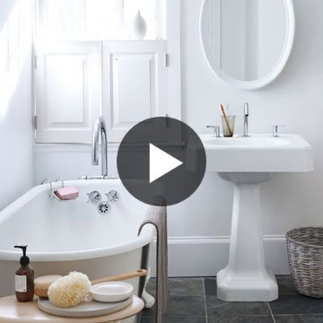 The Easiest Way To Deep Clean Your Bathroom Martha Stewart Email Archive