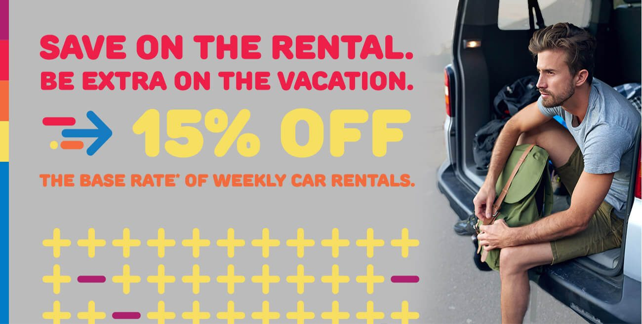 Get Straight Up Weekly Rental Savings Thrifty Car Rental Email
