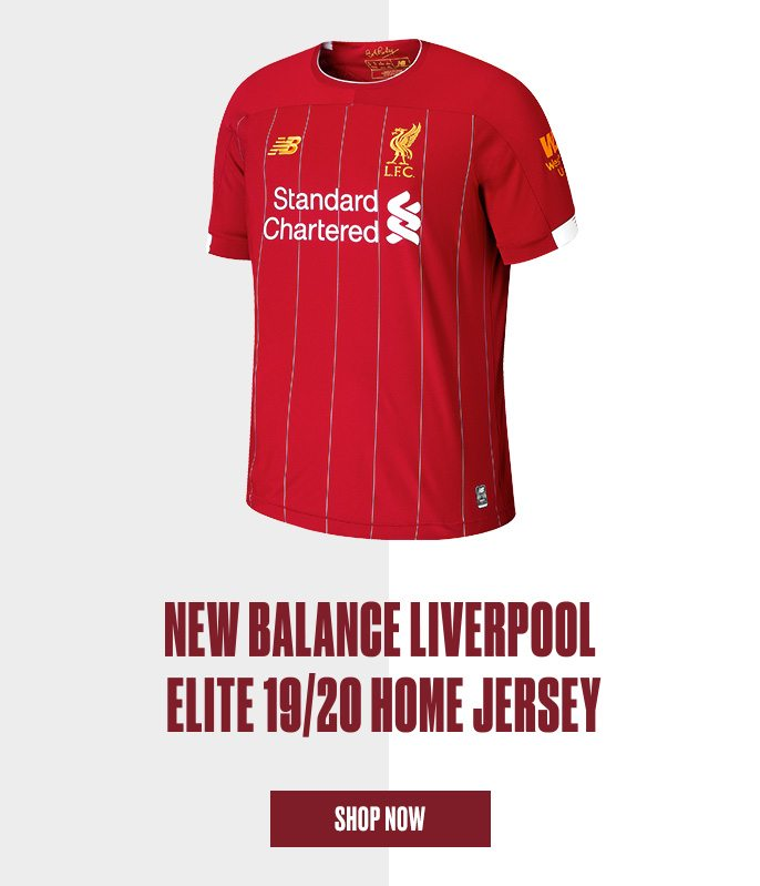new styles c2152 b80d4 In Stock Now: Liverpool 2019/20 Home Kit - SportsDirect.com ...