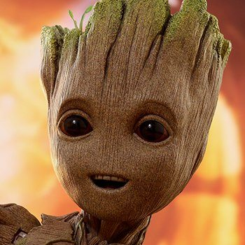 Groot Life-Size Figure by Hot Toys