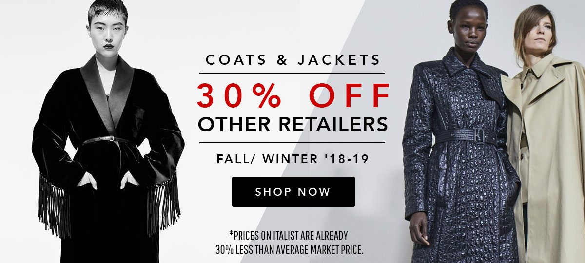 b1bce185447 The best time to shop Coats   Jackets