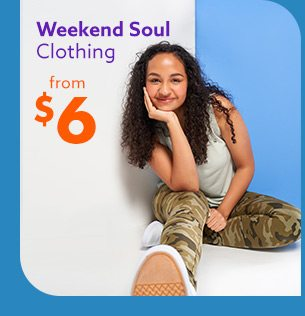 Women's Clothing from $6