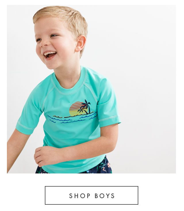 Shop clearance styles for boys.