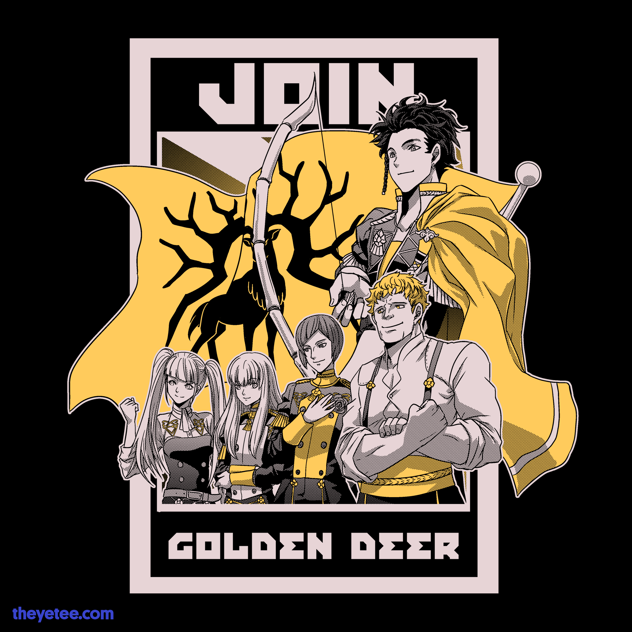 Image of Join Golden Deer