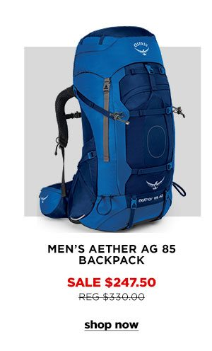 Men's Aether AG 85 Backpack - Click to Shop Now