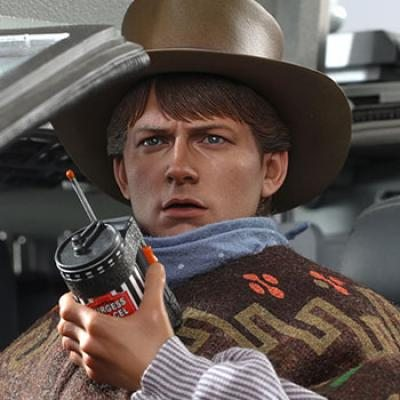 Marty McFly (Back to the Future) Sixth Scale Figure by Hot Toys