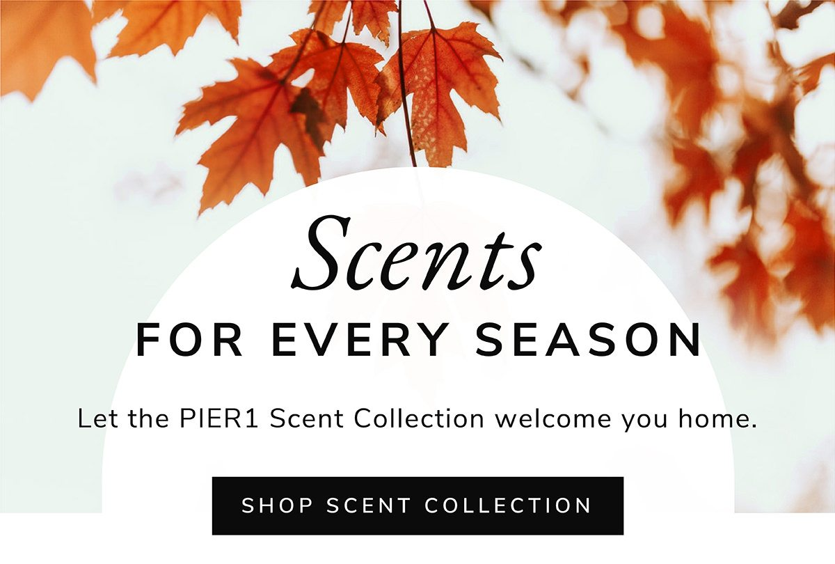 Scents for every season! | SHOP SCENTS COLLECTION