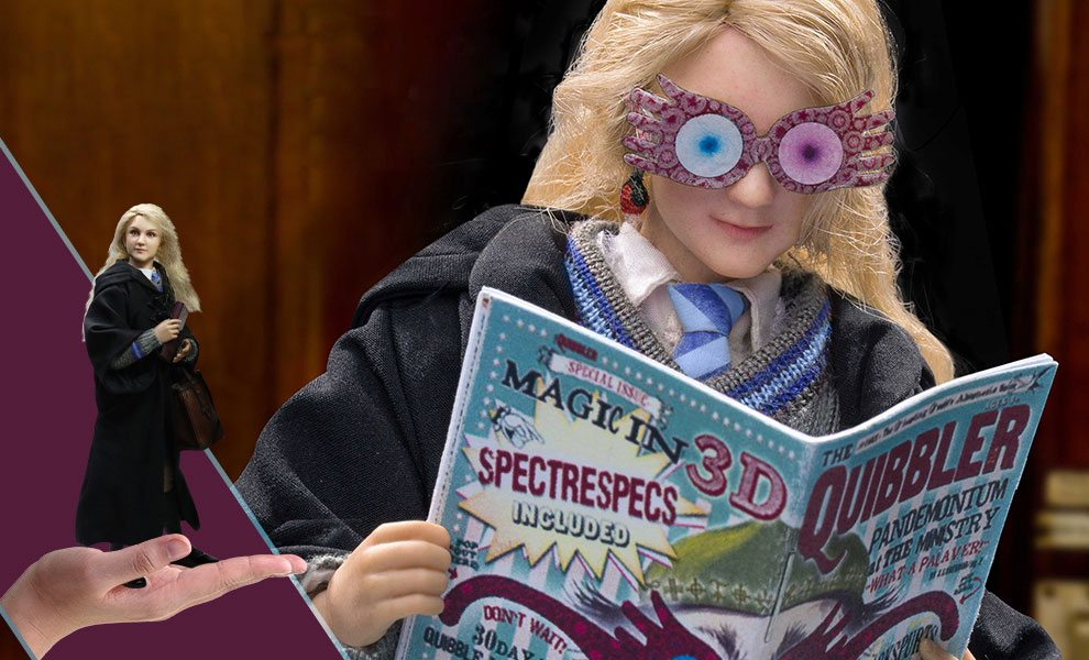 Luna Lovegood Sixth Scale Figure