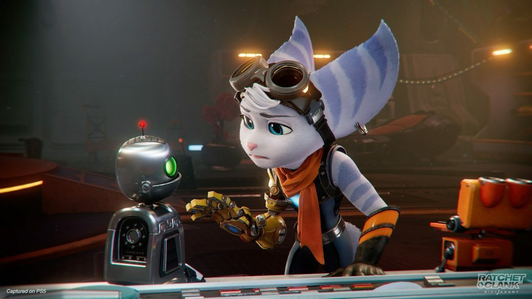 Ratchet and Clank Characters