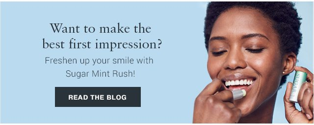 Want to make the best first impression?