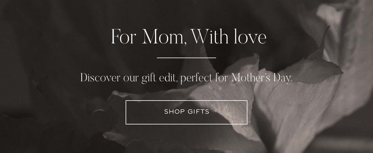 For Mom, With Love