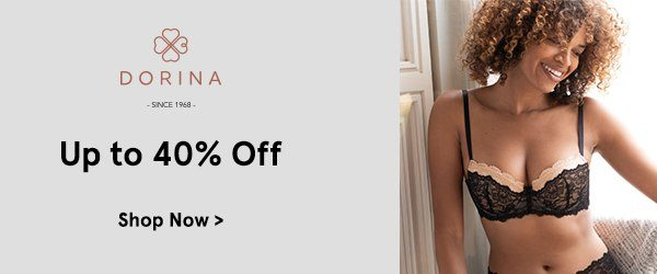 Dorina Up to 40% Off