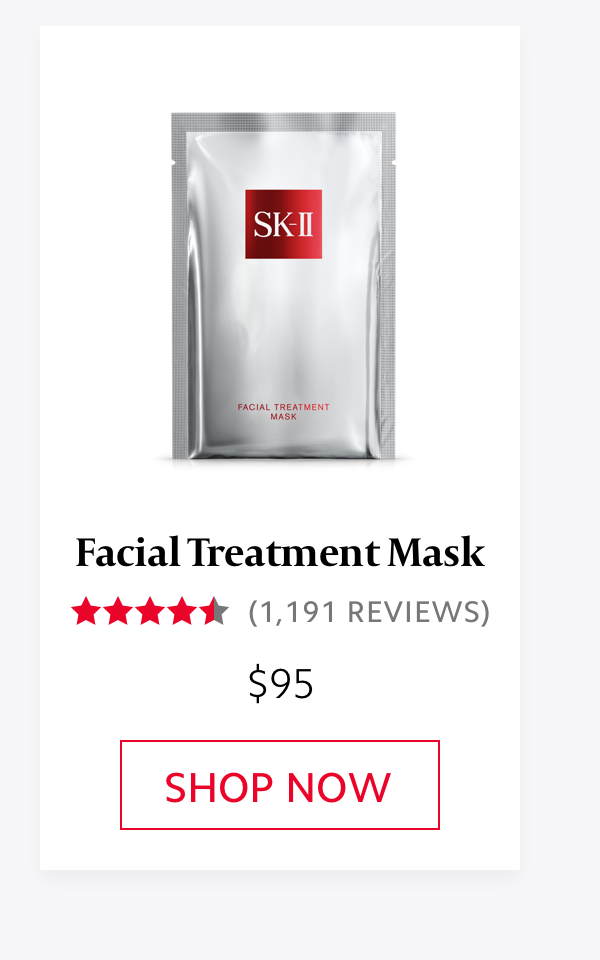 SK-II Facial Treatment Mask - SHOP NOW