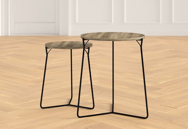 High-Quality End Tables