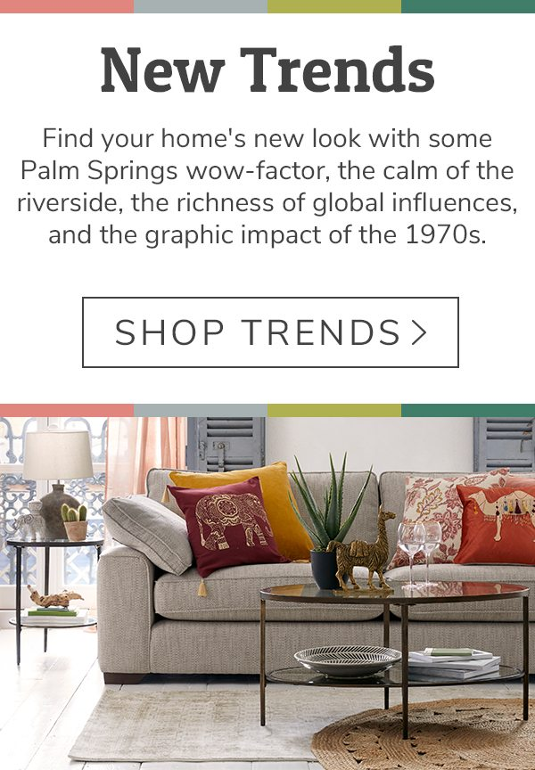 New trends for Spring Summer 2019 - Dunelm Email Archive