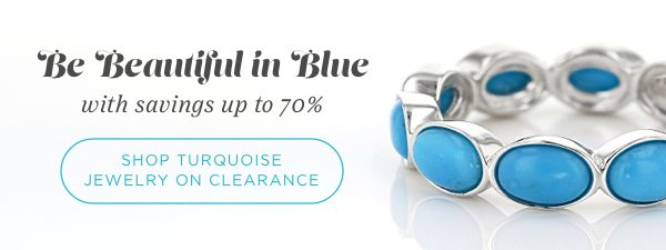 Shop turquoise on sale with savings up to 70%!