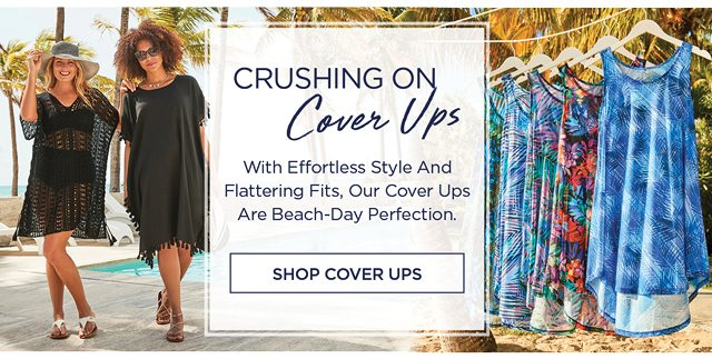 Crushing On Cover Ups