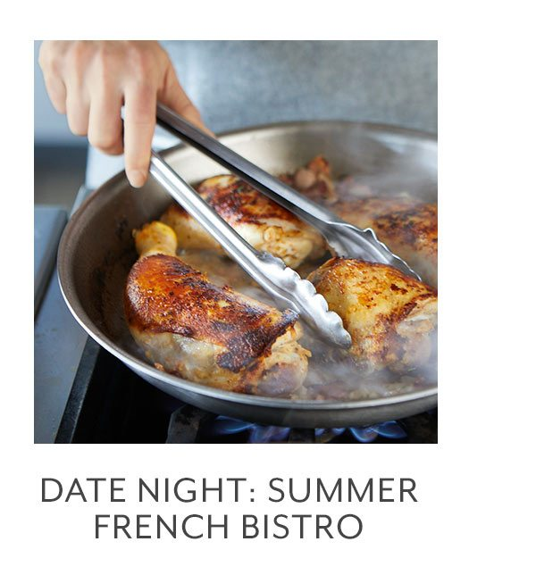 Class: Date Night • Summer French Bistro
