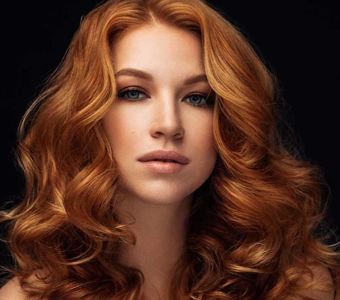 How to Go from Brown Hair to Red Hair