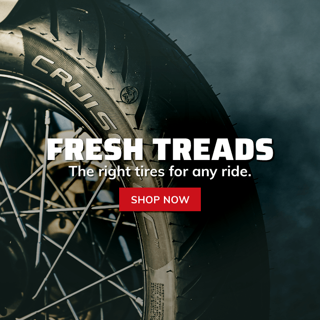 The right tires for any ride
