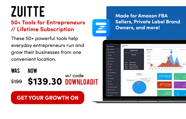 Zuitte Lifetime Subscription | Get Your Growth On