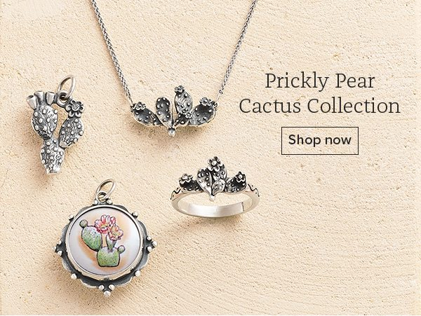 Prickly Pear Cactus Collection - Shop now