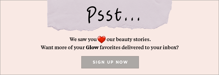 Glow Newsletter Signup