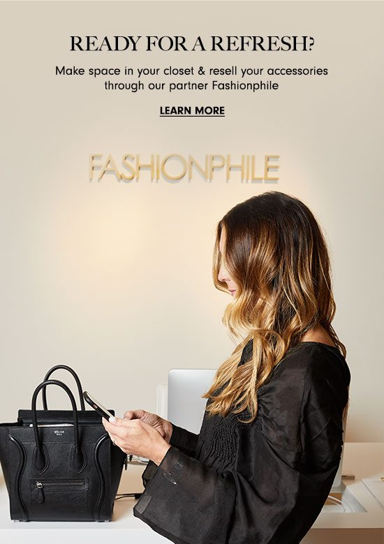 Learn About Fashionphile