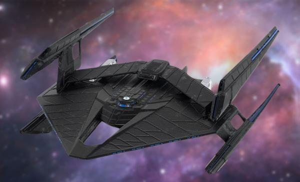 Section 31 Hou Yi-Class (Star Trek) Model by Eaglemoss