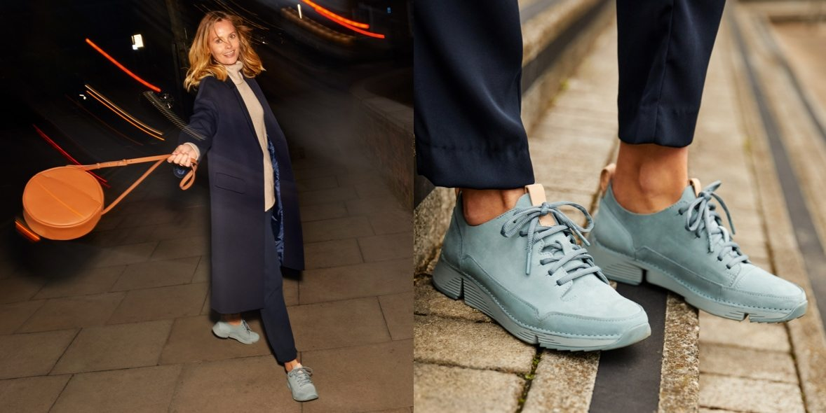 Off-duty cool | Explore new trainers