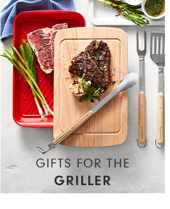 GIFTS FOR THE GRILLER
