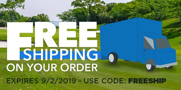 Free Shipping on Your Order