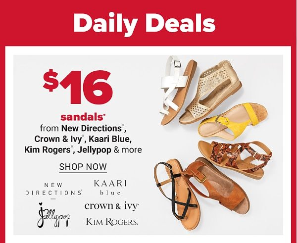 $6 clearance starts today! - Belk Email