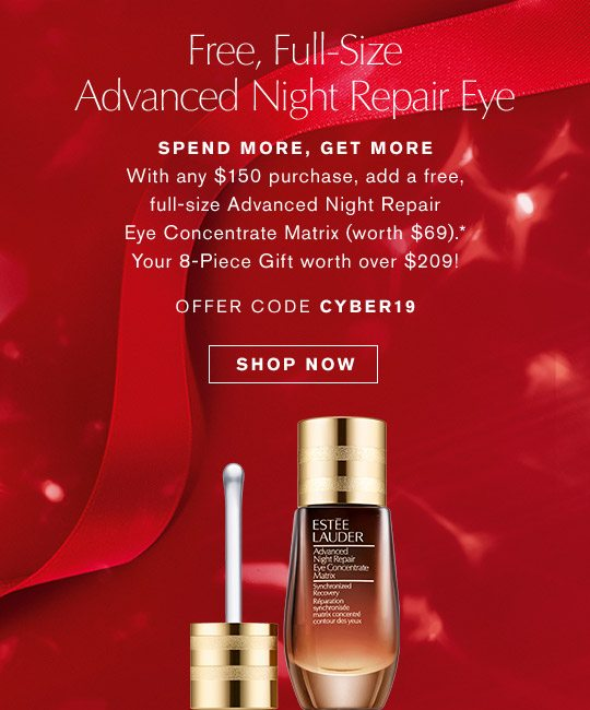 Free, Full-Size Advanced Night Repair Eye