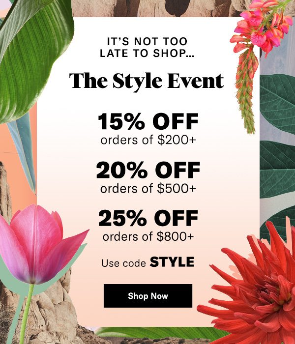 Last Day of The Style Event
