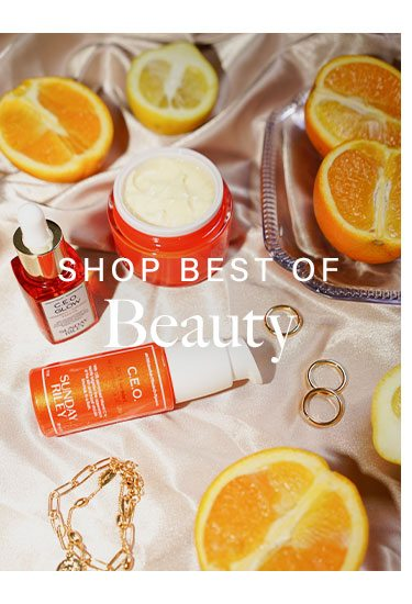 SHOP BEST OF BEAUTY