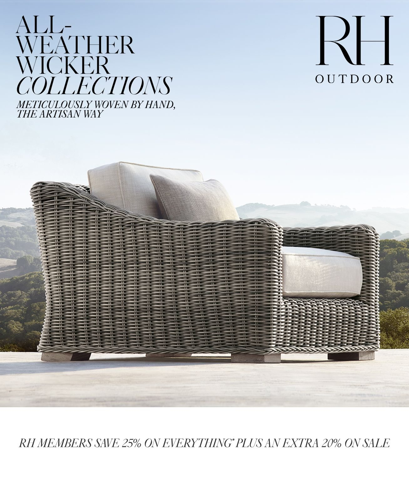 Awe Inspiring All Weather Wicker Outdoor Collections Rh Email Archive Download Free Architecture Designs Scobabritishbridgeorg