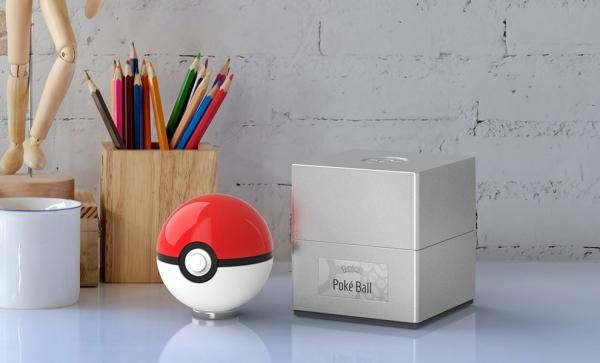 NOW AVAILABLE The Poké Ball Replica by The Wand Company