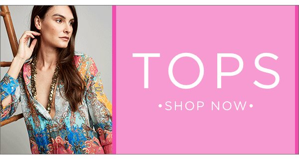 Tops - Summer Collection