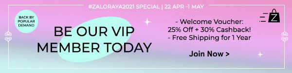 ZNOW - Be our VIP member today!