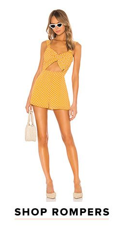 Shop rompers.