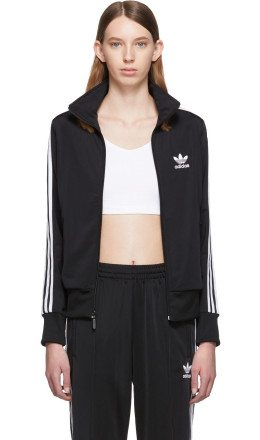 adidas Originals - Black Firebird Track Jacket