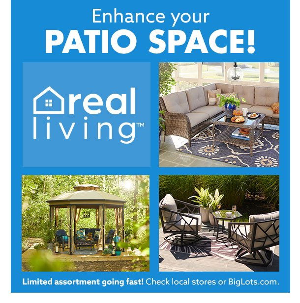 Enhance Your Patio Space