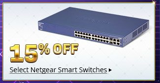 Netgear Smart Switches