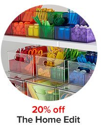 20% off The Home Edit