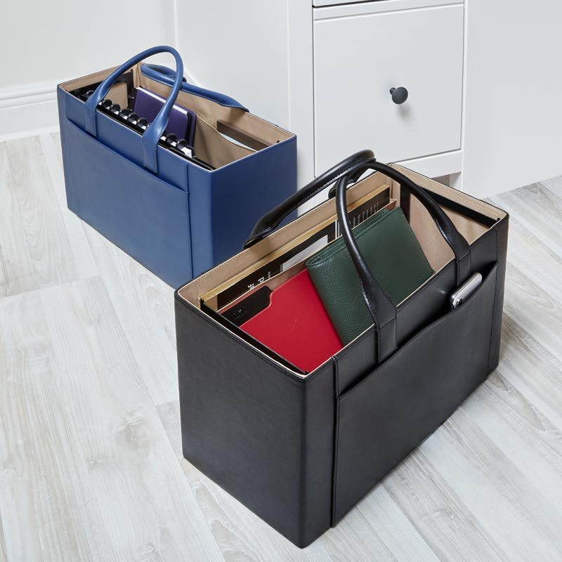 LevTex Legal Portable File Tote