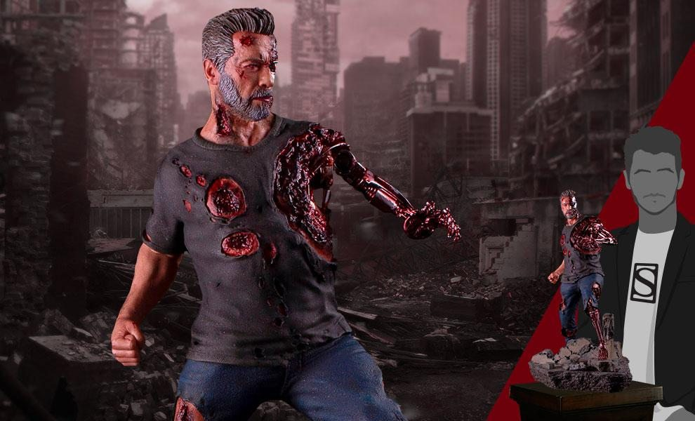 T-800 Statue (Chronicle Collectibles)