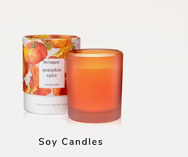 Soy Candles | SHOP NOW