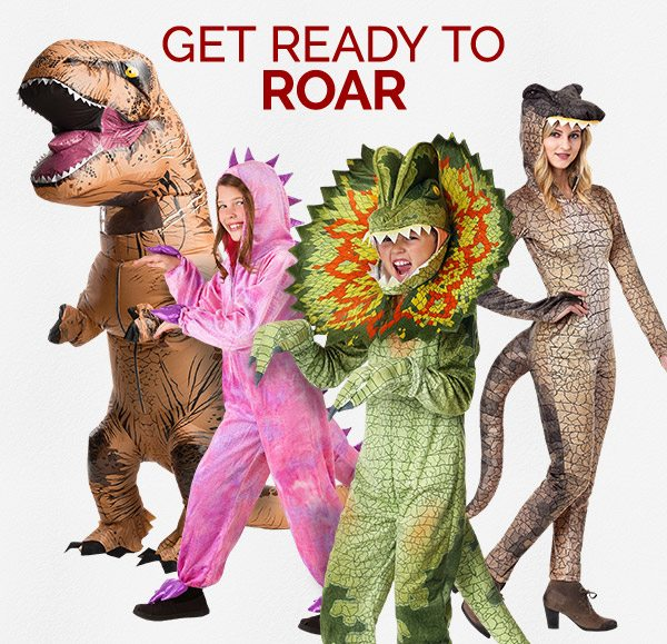 ​Get ready to ROAR